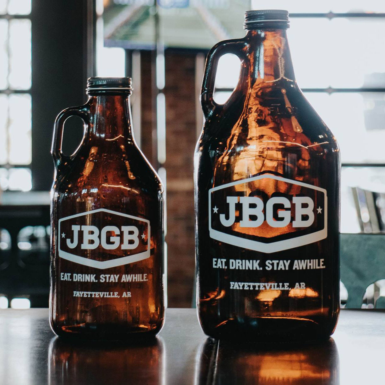 JJs Beer Garden & Brewery Fayetteville Arkansas